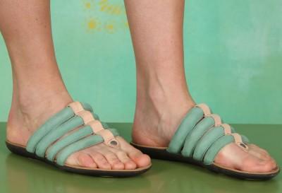 Schuhe, Min, cupido-aqua