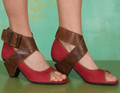 Schuhe, Guile, cupido-rug-rubi-camel