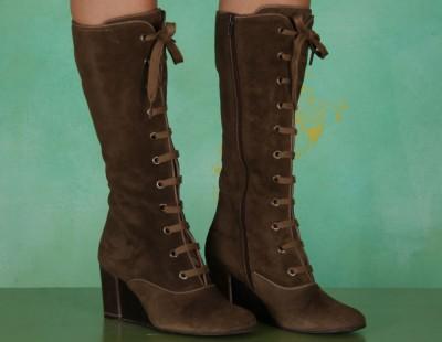 Schuhe, Sai, oil-suede-rug-mushroom-grey
