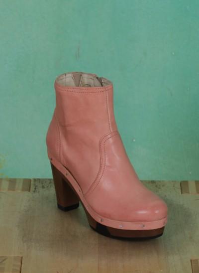 Schuhe, Amber, roma-rose