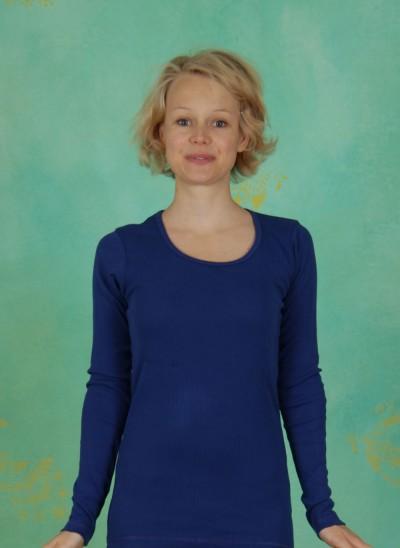Shirt, Mimmi, royal-blue