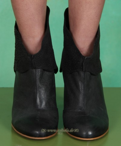 Schuhe, Athena Bootie, black