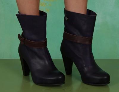 Schuhe, Gala Winter Sacco Boot, purple