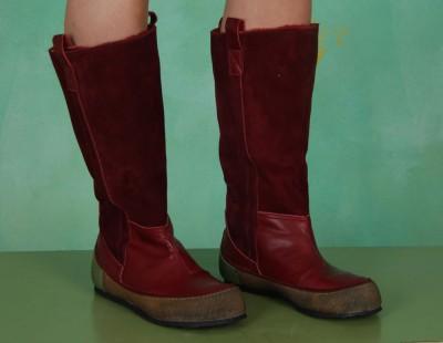 Schuhe, Bathurst, merlot