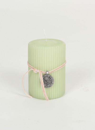 Kerze, Décor Candle (10cm), water-light