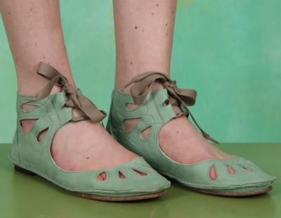 Schuhe, Fay, cupido-aqua