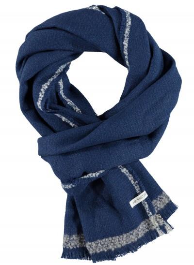 Schal, 384.19.702.0-50112, blue