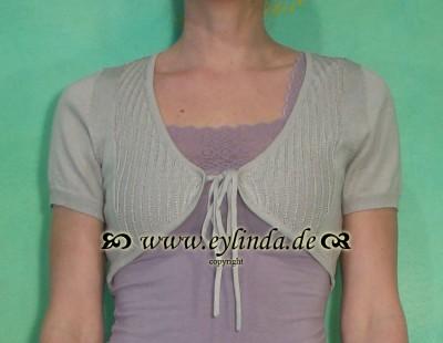 Bolero, Pia Bolero, gray violet