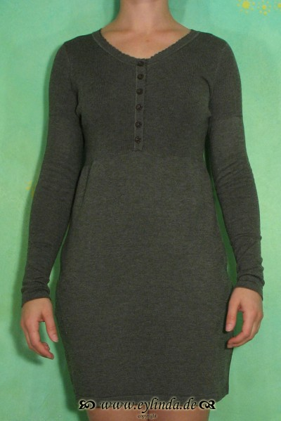 Kleid, Marielle, dark grey melange