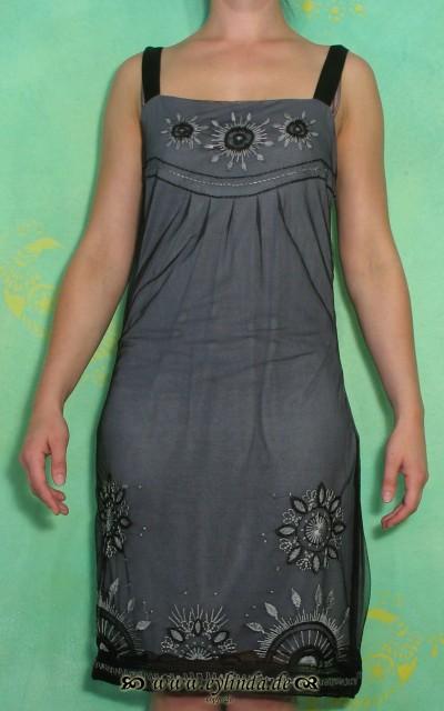 Kleid, 50968, black deep