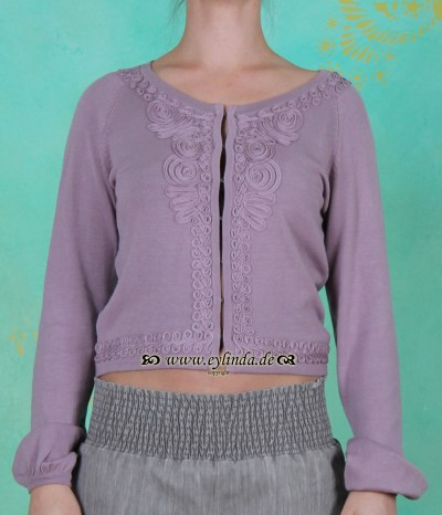 Cardigan, 51080, dusty purple