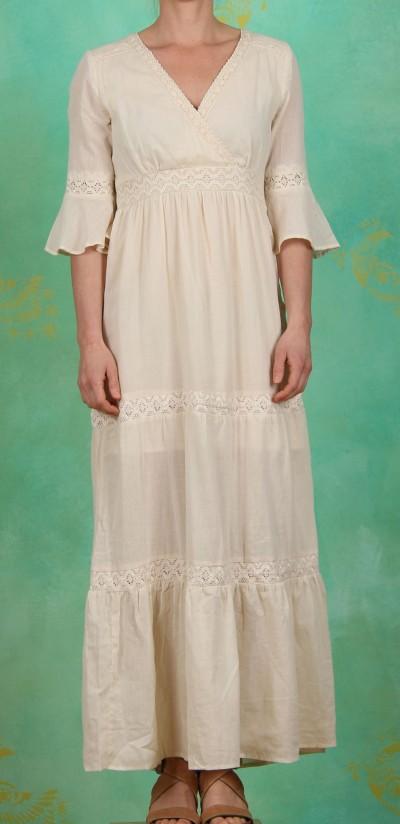 Kleid, Annie, sand dust