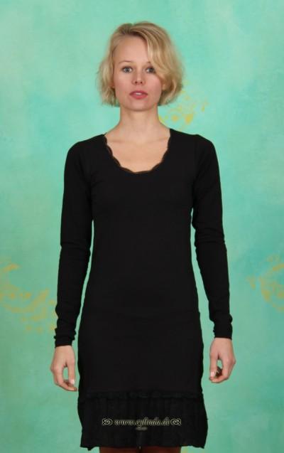 Unterkleid, Sille, black-deep