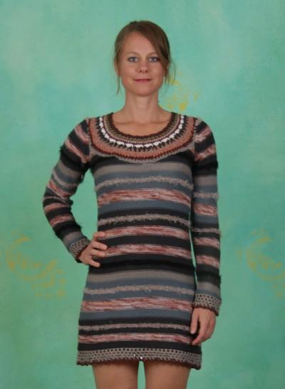 Kleid, Betty Knit, antracite