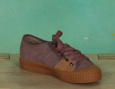Schuhe, Fari, rose-miel