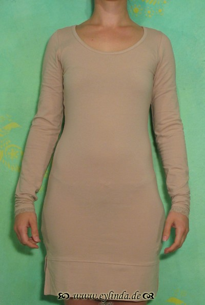 Kleid, Long Shirt, winter rose