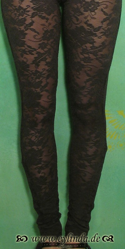 Leggins, 60938, charcoal grey