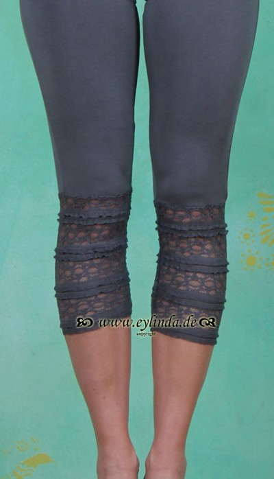 Leggins, 61058, dusty petrol