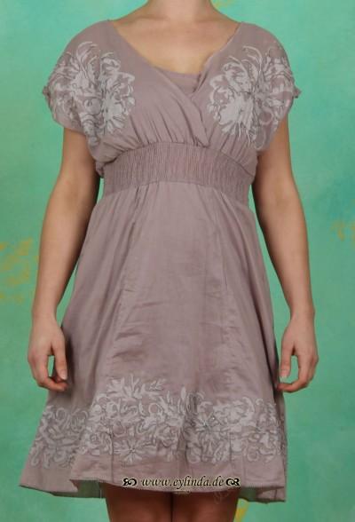 Kleid, 61263, dusty purple
