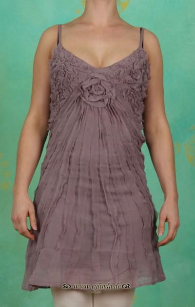Kleid, 61265, dusty purple