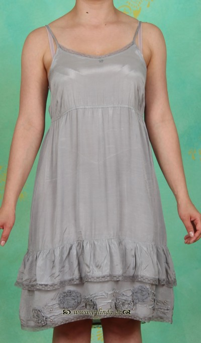 Unterkleid, Vanessa, grey blue