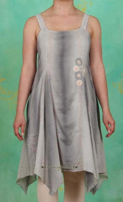 Kleid, Matty, light grey blue