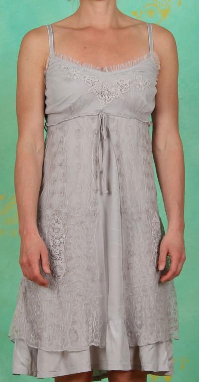 Kleid, Augusta, grey violet