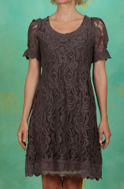 Kleid, Annemone, dusky grey