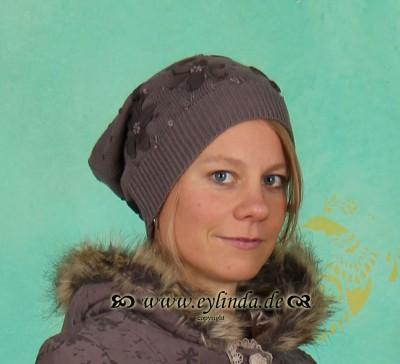 Mütze, Alicia, dusky-grey