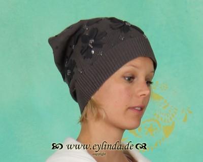 Mütze, Alicia, grey-browm