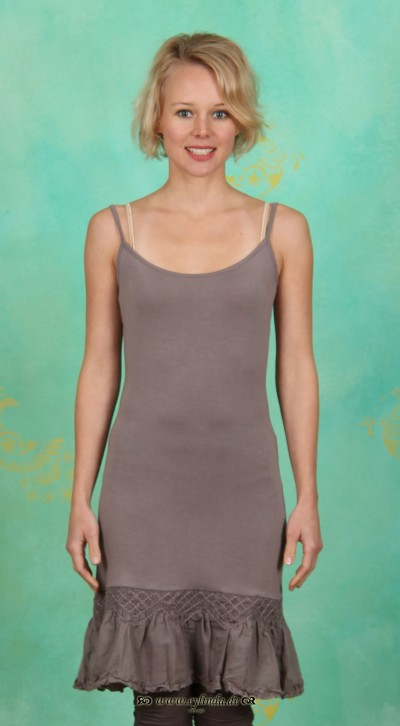 Unterkleid, Florence, grey-brown