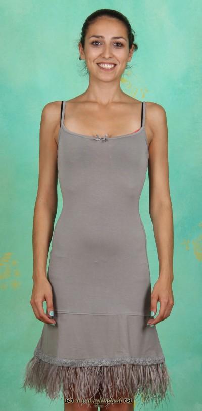 Unterkleid, Ursula, steeple-grey