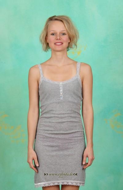 Unterkleid, Tulista, light-grey-melange