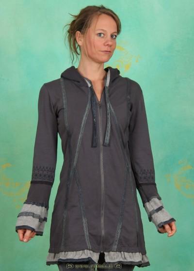 Kleid, Brianna Sweat, winter-grey