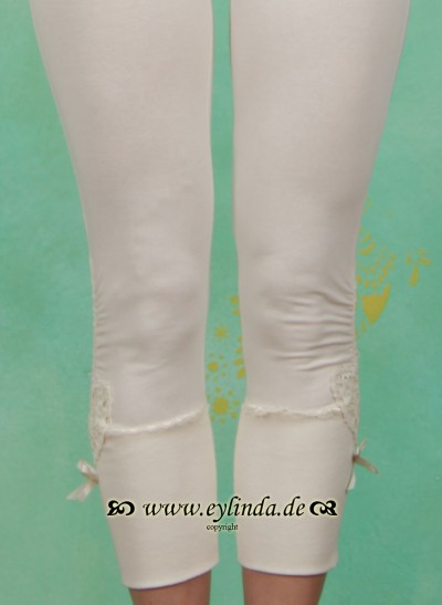 Leggins, Dennise, warm-off-white