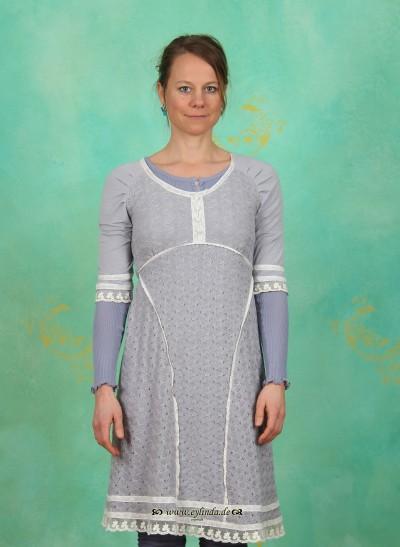 Kleid, Berbel, lavender-blues