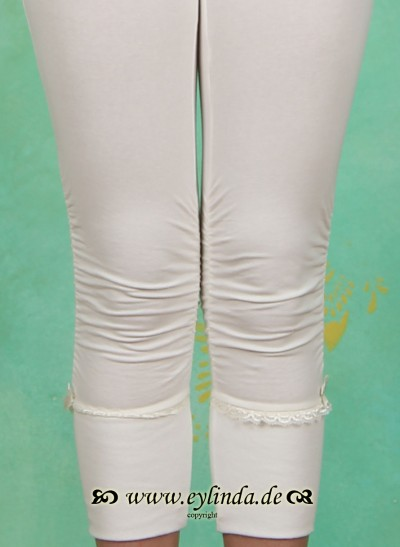 Leggins, Dennice, cream-kitt