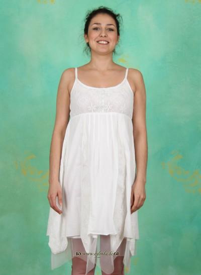 Kleid, Gillian, optical-white