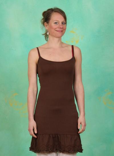Unterkleid, Florence, chocolate-mokka
