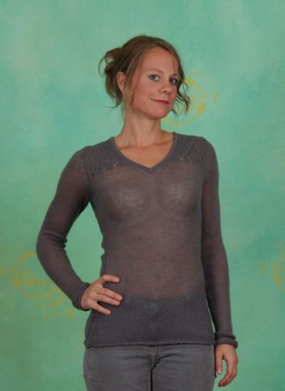 Pullover, Oline, cold-grey