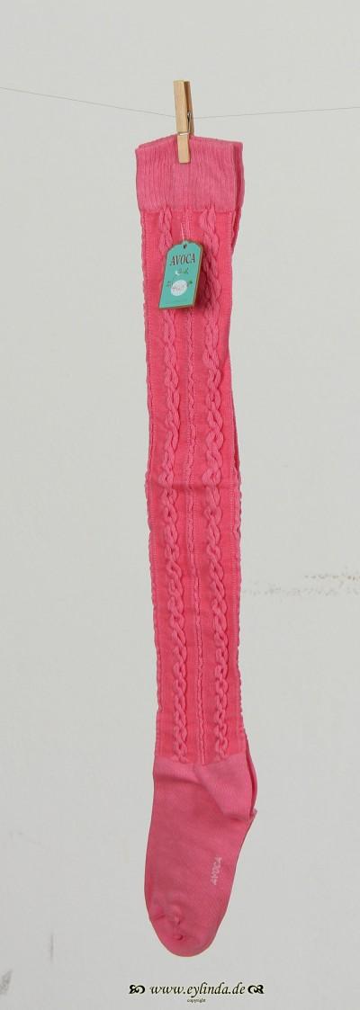 Strümpfe, Aran-so, pink