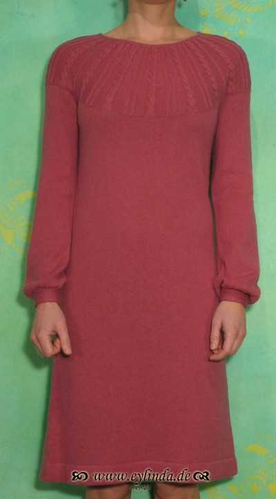 Kleid, BL-0740, plum