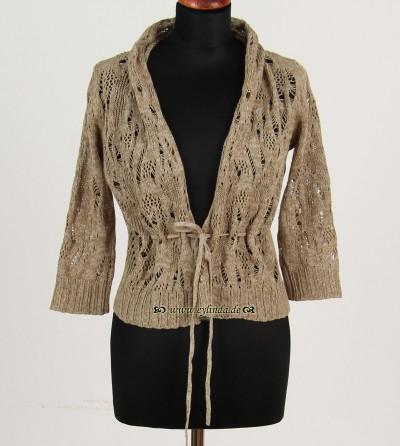 Cardigan, Mekong Knit, cotta