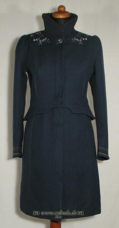 Outerwear, Kirkstall Coat, sorrow