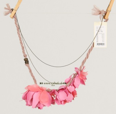 Schmuck, Isabella Flower Necklace, bloom