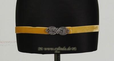 Gürtel, Leather Belt, volume