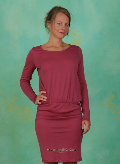 Kleid, Formel Dress, mauve