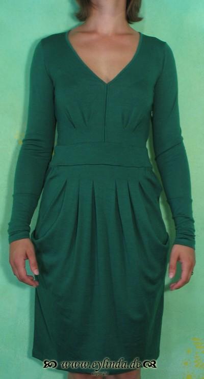 Kleid, Brigdet, jade
