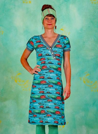 Kleid, Oda Oceanlake, blue-multi