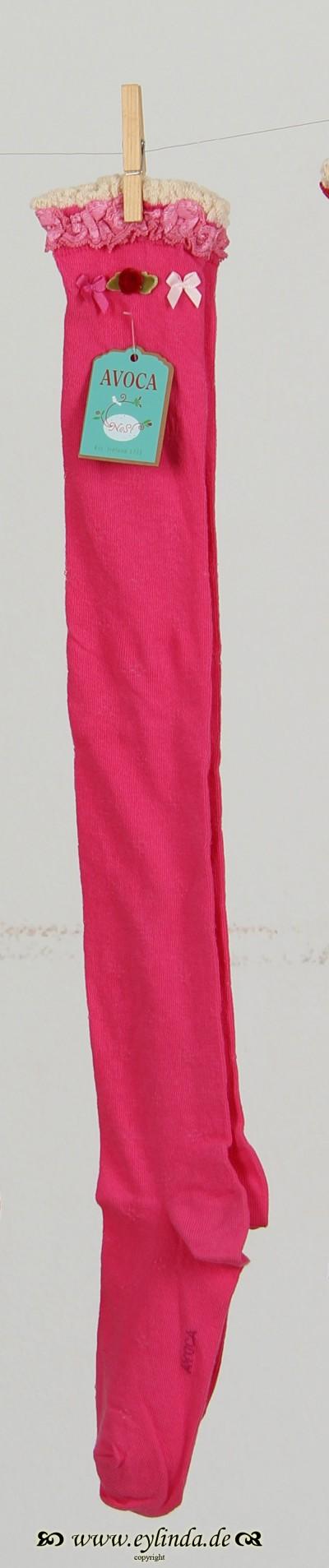 Strümpfe, Ditsy-so, pink